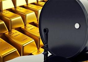رشد قیمت نفت و طلا در بازارهای جهانی